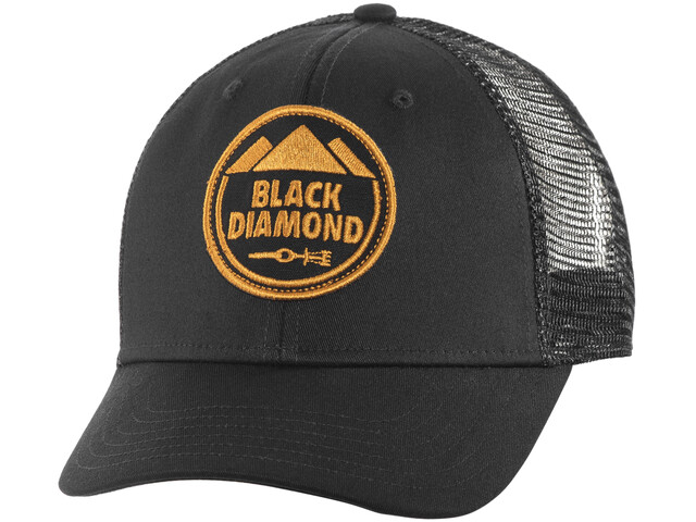 Black Diamond BD Trucker Hat Black